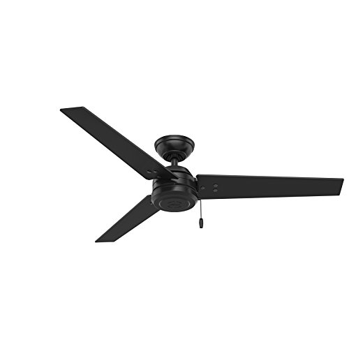 Hunter Cassius Indoor / Outdoor Ceiling Fan with Pull Chain Control, 52',...