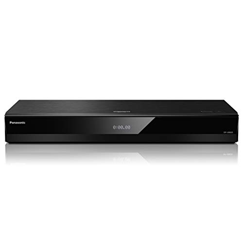 Panasonic Streaming 4K Blu Ray Player with Dolby Vision and HDR10+ Ultra HD...