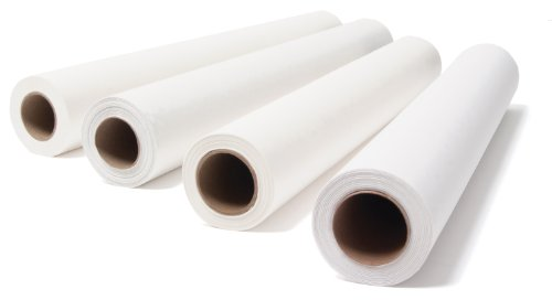 Avalon Papers 617 Exam Table Paper, Standard Crepe, 21' x 125', 1 Pack (12...