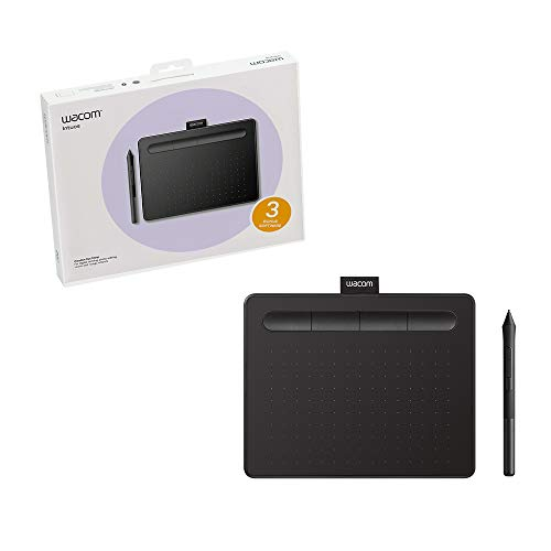 Wacom Intuos Graphics Drawing Tablet for Mac, PC, Chromebook & Android...