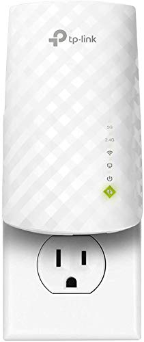 TP-Link AC750 WiFi Extender (RE220), Covers Up to 1200 Sq.ft and 20...