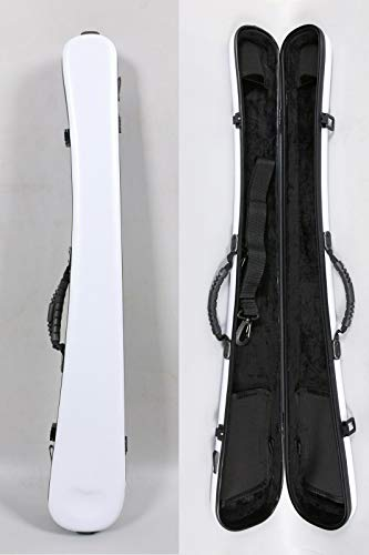 Yinfente Double Bass Bow Case Carbon Fiber Bow Box String Bass Bow German...