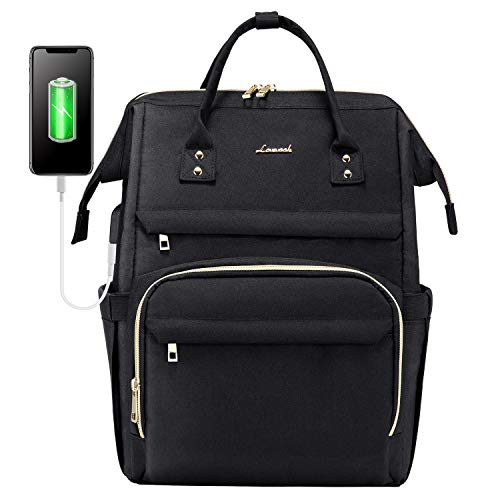 Laptop Backpack for Women Fashion Travel Bags Business Computer Purse Work...