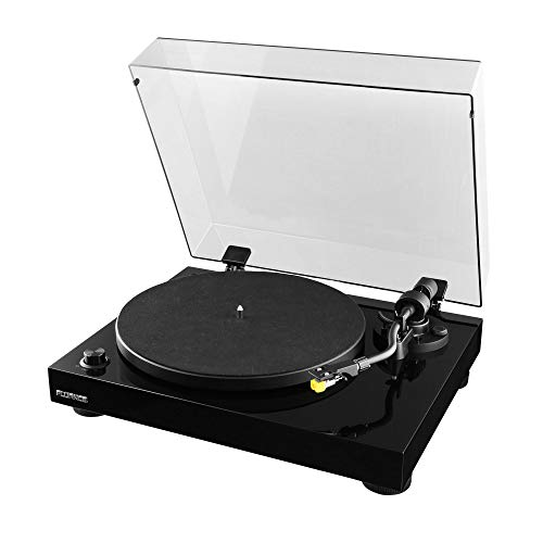 Fluance RT80 Classic High Fidelity Vinyl Turntable Record Player with Audio...