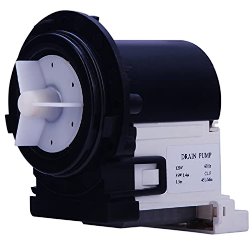 4681EA2001T Washer Drain Pump Motor Compatible with Kenmore and LG Washers...