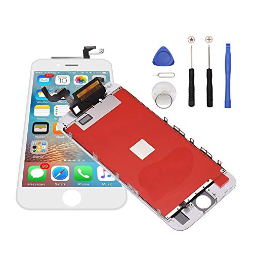 LCD for iPhone 6S Screen Replacement Kit Digitizer Touch Screen Display...