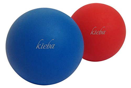 Kieba Massage Lacrosse Balls for Myofascial Release, Trigger Point Therapy,...