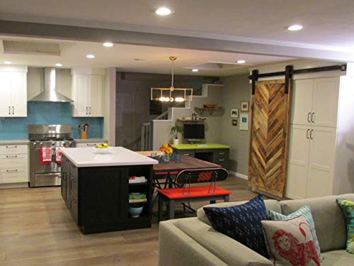 Bright and Funky Kitchen