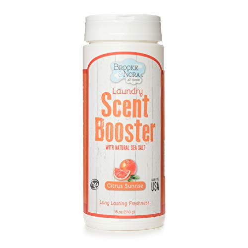 B&N All Natural Brooke & Nora at Home Laundry Scent Booster Made with...