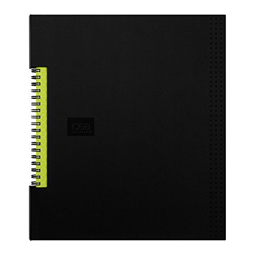 Oxford Idea Collective Business Notebook, 11 x 8.5, Double Wire, Case...