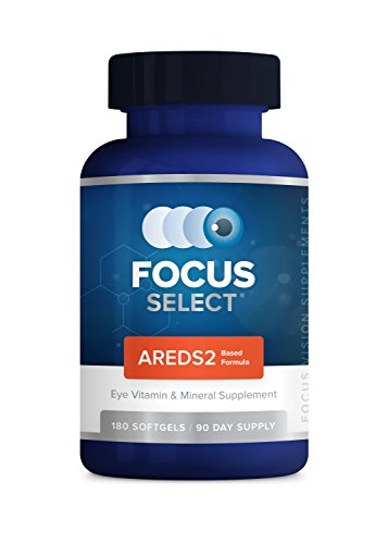 Focus Select® AREDS2 Based Eye Vitamin-Mineral Supplement - AREDS2 Based...