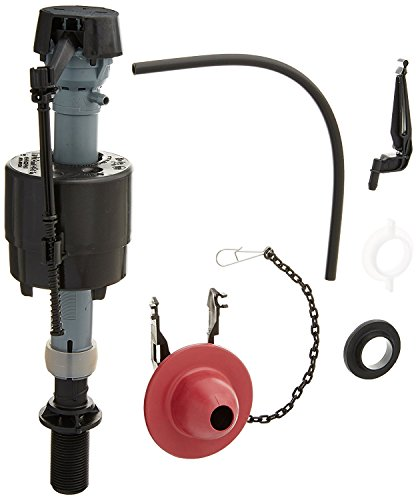 Fluidmaster 400CRP14 Universal Toilet Fill Valve and Flapper Repair Kit for...
