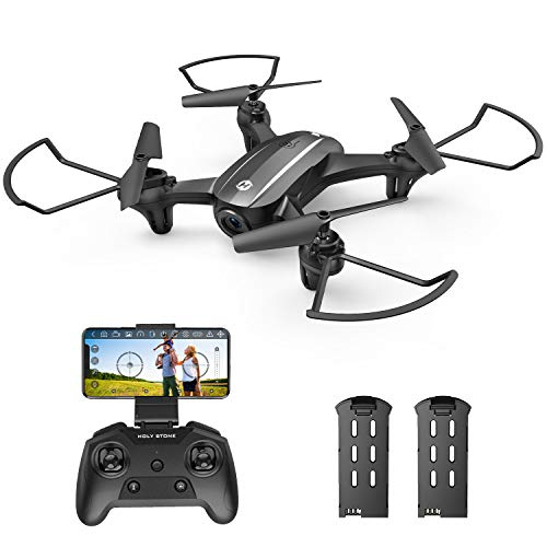 Holy Stone HS340 Mini Drone with 720P Wifi FPV Camera for Kids Adults, RC...