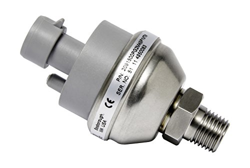 Setra Systems 2091250PG2M11A1 Model 209 Industrial Pressure Transducer,...