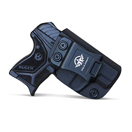 Ruger LCP 2 Holster IWB Kydex for Ruger LCP II - LCP 2 Pistol Case Pocket -...