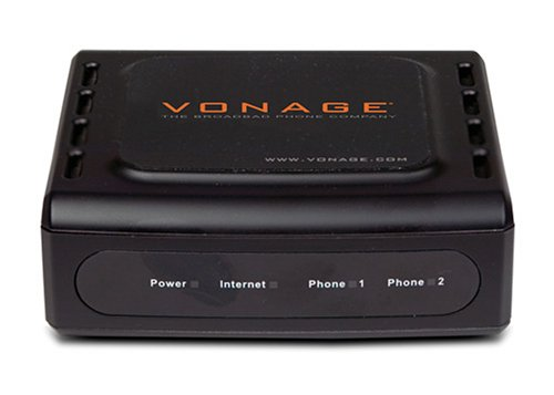 D-Link VTA-VR Broadband Telephone Adapter with Vonage