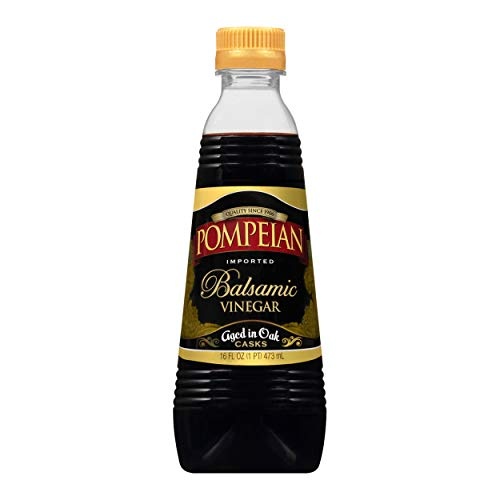 Pompeian Gourmet Balsamic Vinegar, Perfect for Salad Dressings, Sauces,...