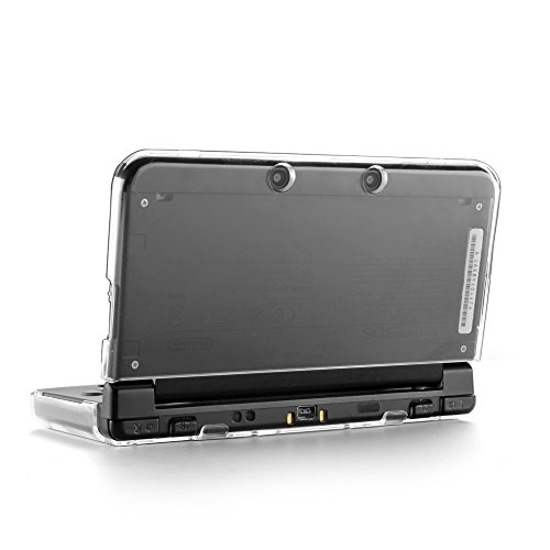 TNP Case Compatible with [ NEW Nintendo 3DS XL LL 2015 ] - Ultra Clear...