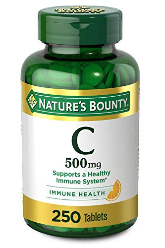 Vitamin C by Nature's Bounty for Immune Support. Vitamin C is a Leading...