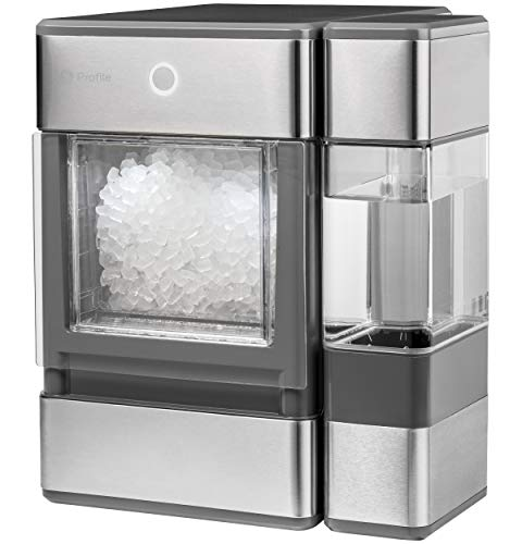 GE Profile Opal | Countertop Nugget Ice Maker with Side Tank | Portable Ice...