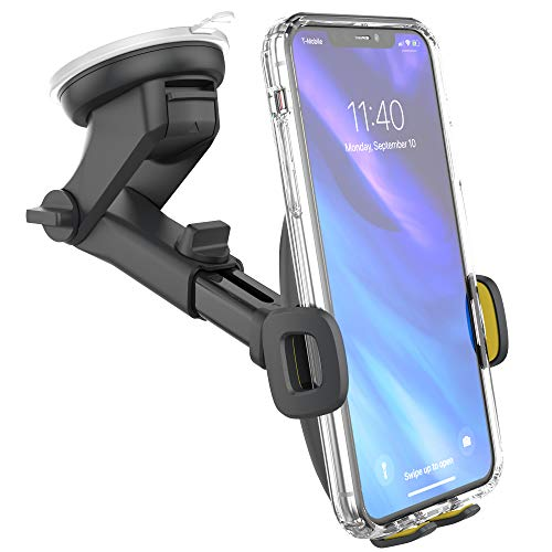 Encased iPhone Car Mount for iPhone 13/ 12/ iPhone 11 Pro Max Phone Holder...