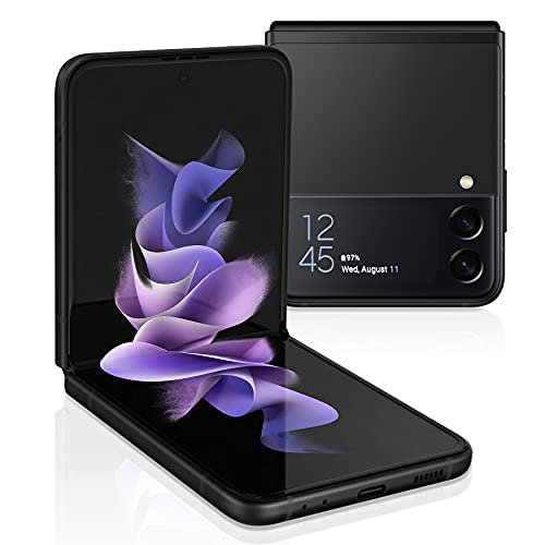 Samsung Galaxy Z Flip 3 5G Factory Unlocked Android Cell Phone US Version...