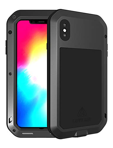 Case for iPhone Xs MAX (2018), Full Body Screen Protector with Tempered...