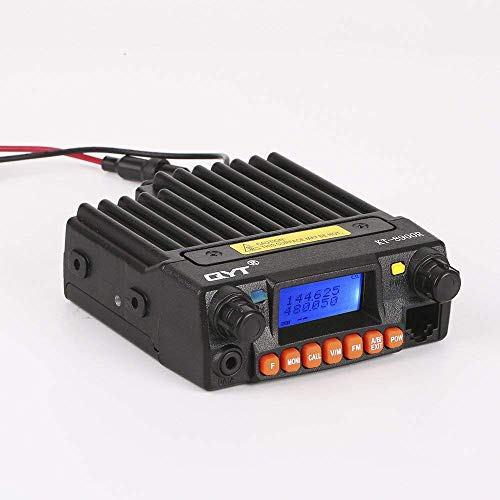 QYT KT-8900R Tri-Band VHF/UHF Mobile Transceiver 25W Dual Watch Mobile...