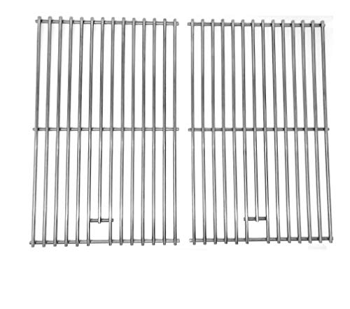 Replacement Stainless Grill Cooking Grates for Select Home Depot 720-0145,...