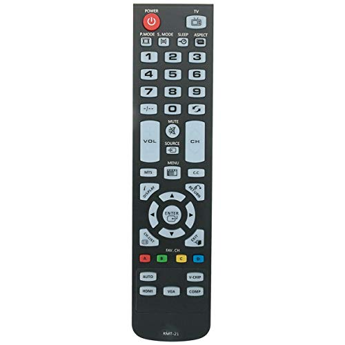 New RMT-21 Remote Control RMT21 Compatible for Westinghouse TV CW40T2RW...