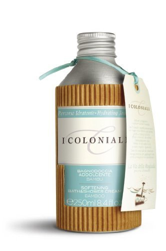 I Coloniali - Softening Bath & Shower Cream with Bamboo Extract - 250ml