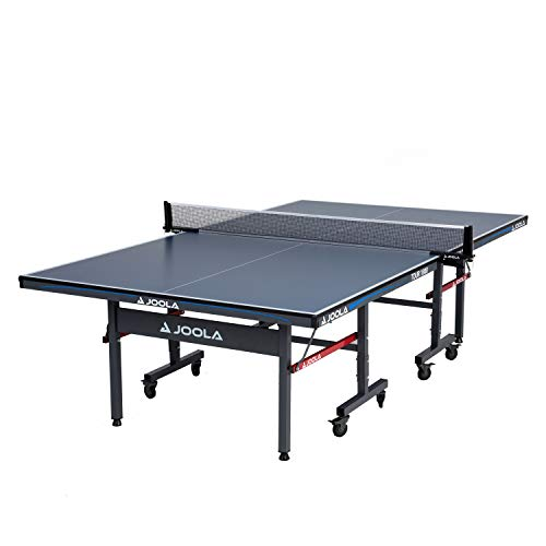 JOOLA Tour Table Tennis Table with Quick Clamp Ping Pong Net - 10 Minute...