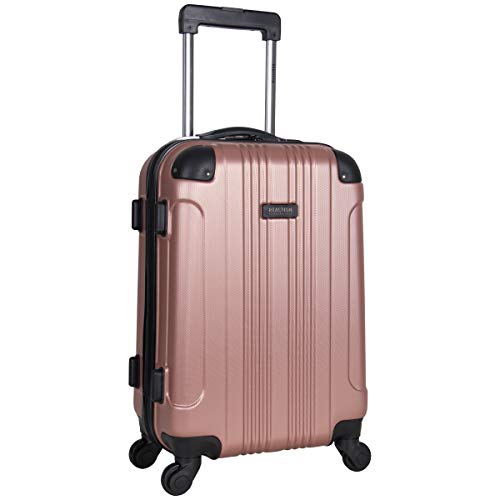 KENNETH COLE REACTION Out Of Bounds Luggage Collection Lightweight Durable...