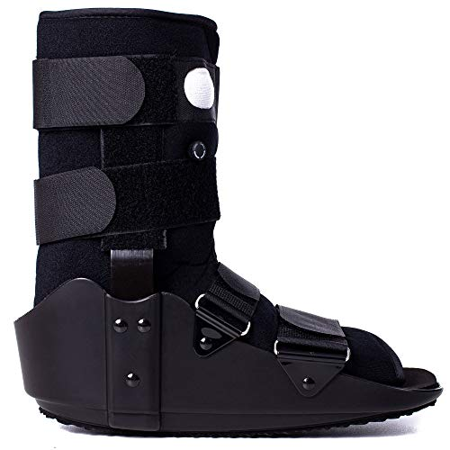 Walking Boot Fracture Boot for Broken Foot, Sprained Ankle-Medium