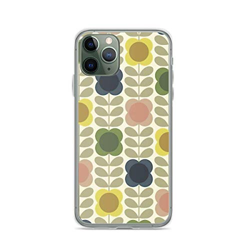 Phone Case Orla Kiely Flowes Design Compatible with iPhone 6 6s 7 8 X Xs Xr...