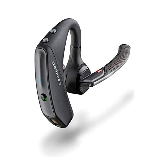 Plantronics - Voyager 5200 (Poly) - Bluetooth Over-the-Ear (Monaural)...