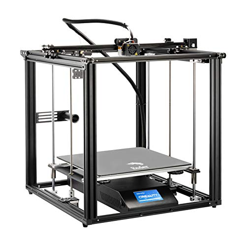Creality Ender 5 Plus 3D Printer with BL Touch, Tempered Glass Plate and...