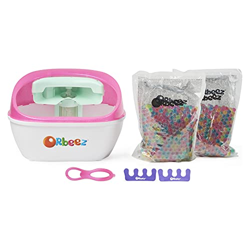 Orbeez, The One and Only, Soothing Foot Spa with 2,000 Seeds and 400 Bonus...