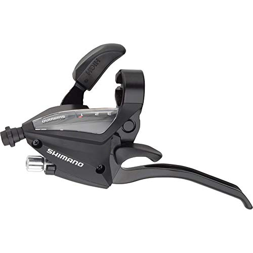 SHIMANO ST-EF500-L4A Mountain Bicycle Shift/Brake Lever (Left 3-Speed)