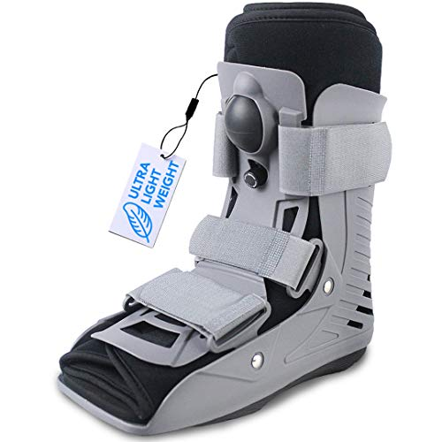ExoArmor Ultralight Walking Boot for Ankle Fractures and Achilles Tendon...