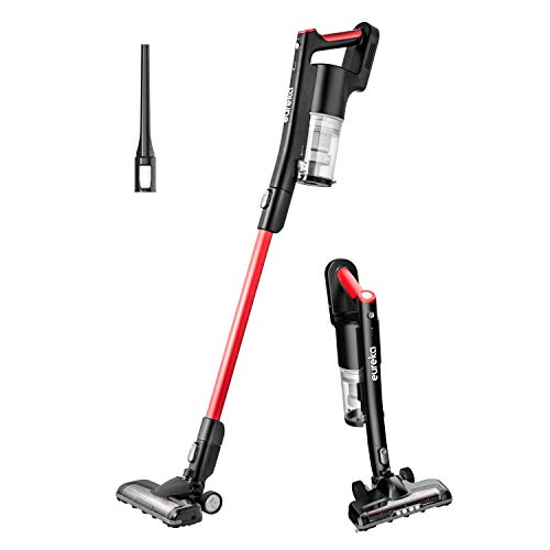EUREKA Cordless Vacuum Cleaner, Hight Efficiency for All Carpet and...