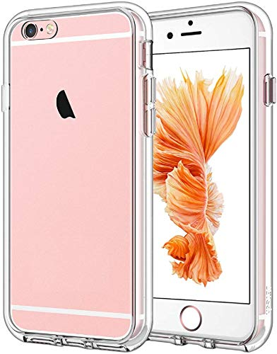JETech Case for iPhone 6 and iPhone 6s, Shock-Absorption Bumper Cover,...
