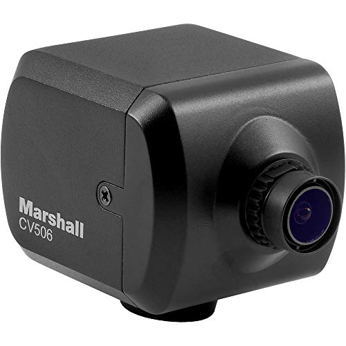 Marshall Electronics CV506 Full HD Miniature Camera with M12 Mount and...