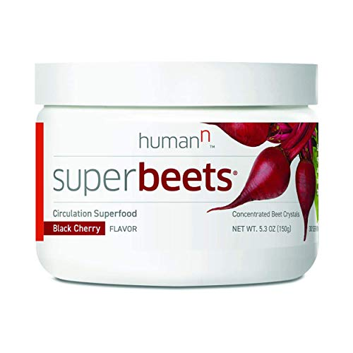 HumanN SuperBeets - Non-GMO Beet Root Powder Superfood - Super Beets...