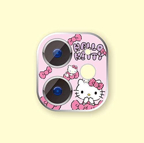 Cute Cartoon Camera Lens Protector Film Patch Case for iPhone 11 6.1''...
