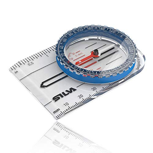 Starter 1-2-3 Compass, Clear, One Size