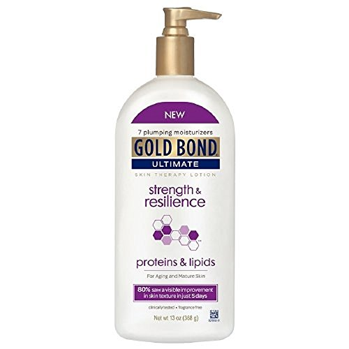 Gold Bond Ultimate Skin Therapy Lotion, Strength & Resilience 13 oz Pack of...