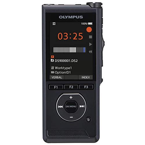 Olympus DS-9000 Digital Voice Recorder with ODMS R7 Software, Stereo