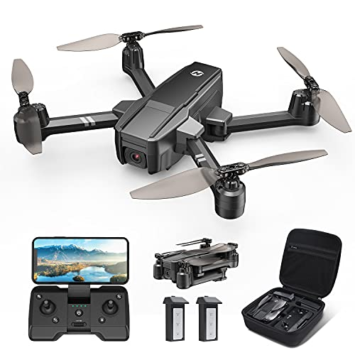 Holy Stone HS440 Foldable FPV Drone with 1080P WiFi Camera for Adults and...