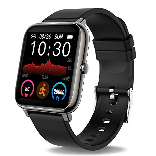 Donerton Smart Watch, Fitness Tracker for Android Phones, Fitness Tracker...